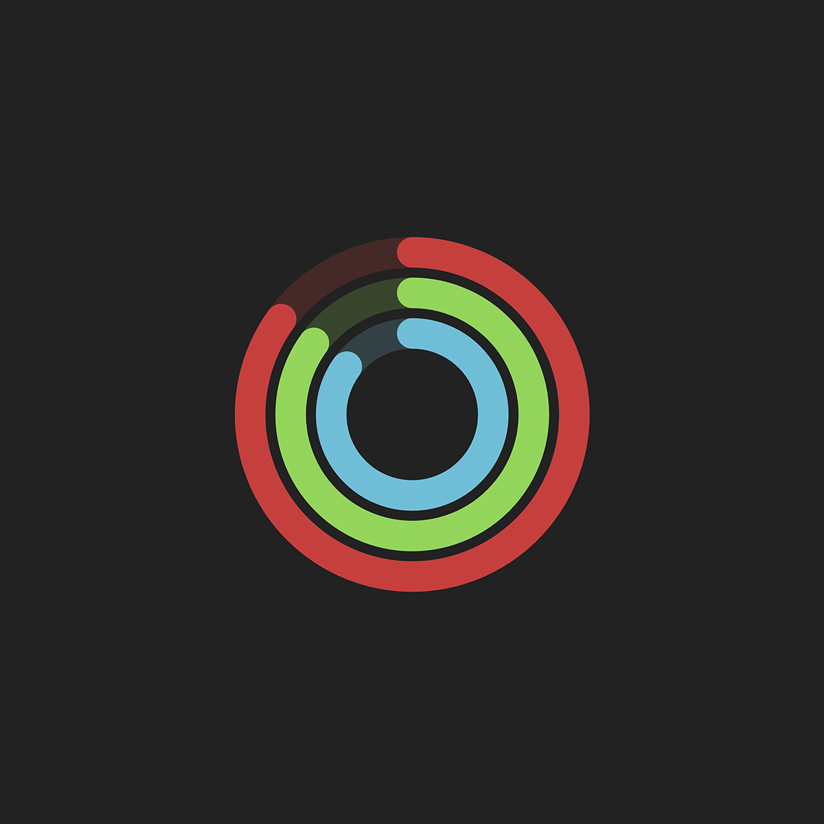 Chilitime Design - Building Activity Rings with SVG